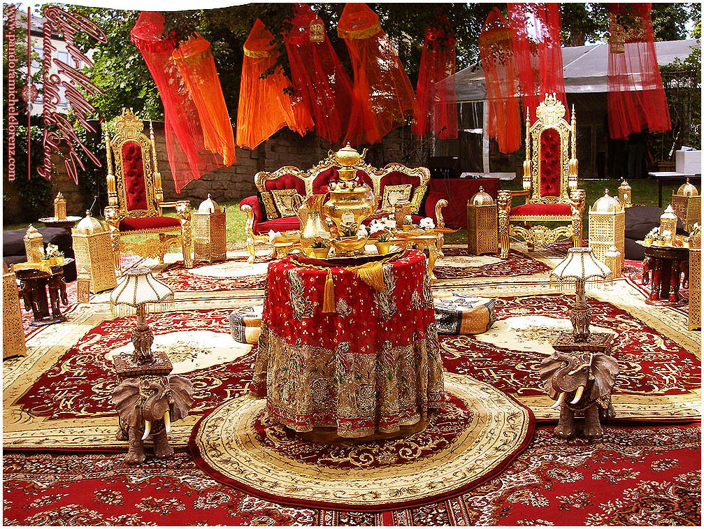 Bollywood hochzeit hamburg for Hochzeitsdekoration hamburg