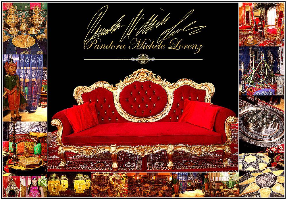 orient deko. Black Bedroom Furniture Sets. Home Design Ideas