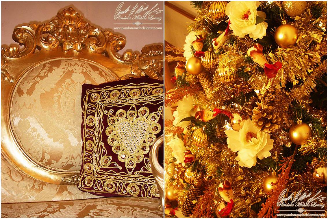 Weihnachtsdeko nostalgie weihnachtsbaum weihnachtsmann - Weihnachtsbaum antik ...